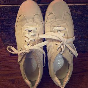 Geox Respira wedge running shoe